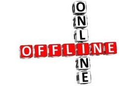 Online VS ofline