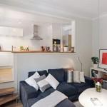 Baldų gamyba mažam butui: dizainerių patarimai