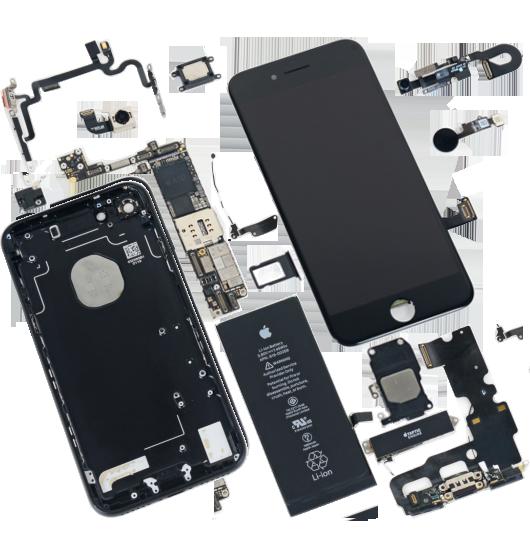 iPhone remontas ir servisas